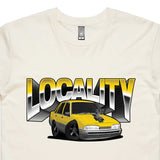 Locality VL Canary Tee Off White