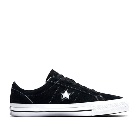 Converse Cons One Star Low Black
