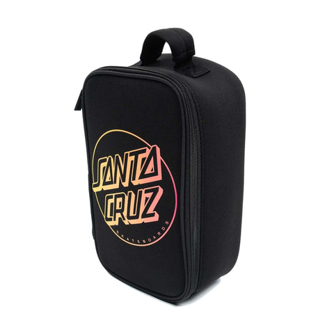 Santa Cruz Opus Fade Lunch Box Black
