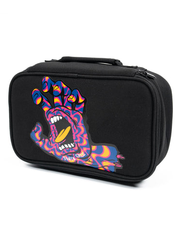 Santa Cruz Kaleidohand Lunch Box Black