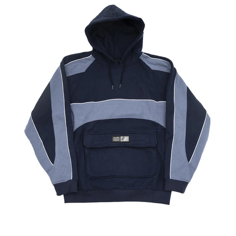 Bronze 56k  Piping Hoody Navy