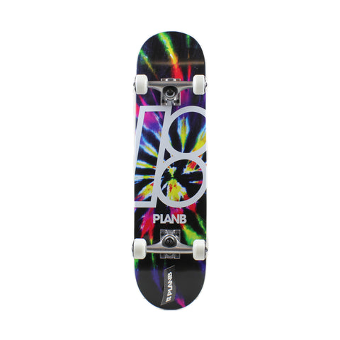 Plan B Complete Team Dark Dye 7.75