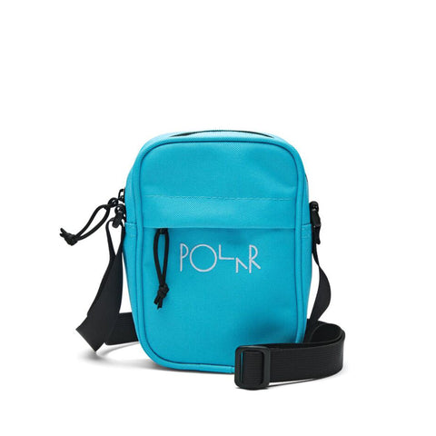 Polar Cordura Mini Dealer Bag Aqua