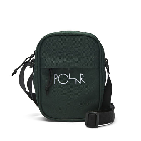 Polar Cordura Mini Dealer Bag Dark Green