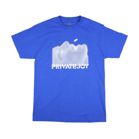Private Joy Heady Tee Royal Blue