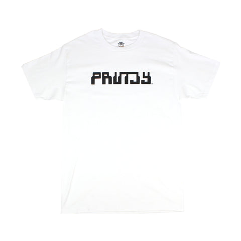 Private Joy Cable Tee White