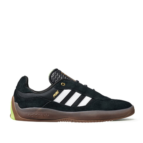 Adidas Lucas Puig Core Black/White/Gum US 8
