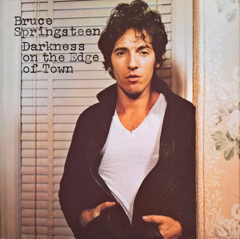 Bruce Springsteen Darkness On The Edge Of Town Vinyl