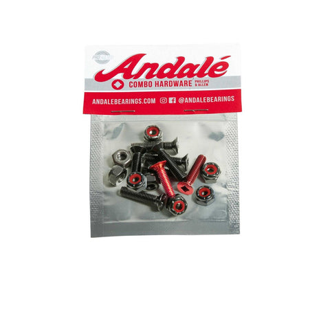 Andale 7/8 Allen Head/Phillips Bolts