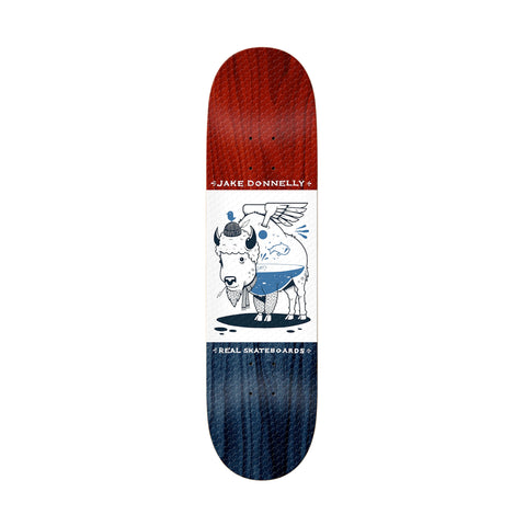 Real Donnelly x Fish Deck 8.25