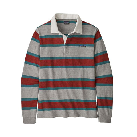 Patagonia LW Longsleeve Rugby Drifter Grey