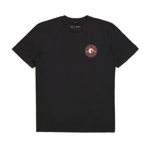 Brixton Rival 2 Standard Tee Black/Red