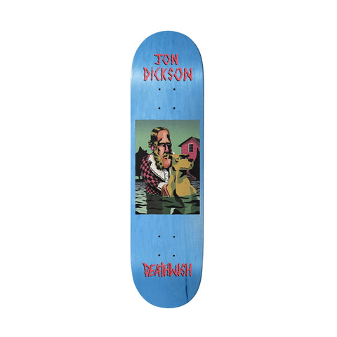 Deathwish Dickson The Pond Deck 8.0