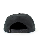 RVCA ANP 6 Panel Cap Black