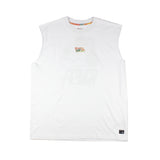 RVCA Remio Dog Gone Muscle Tee White Sale