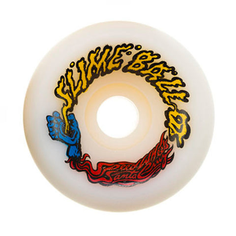 Santa Cruz Slime Balls Vomits 60mm 97a White