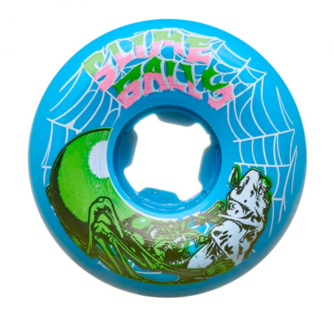Santa Cruz Slime Web Speed Balls Blue 99a 56mm