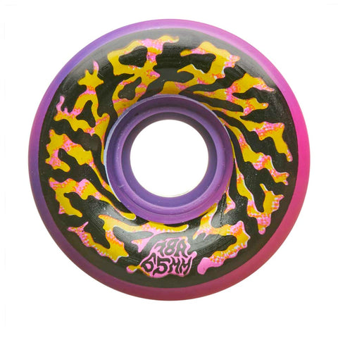Santa Cruz Slimeballs Swirly Pink Purple 78a 65mm