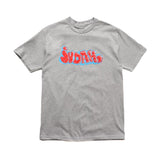 Judah Snapshat Short Sleeve Tee Heather Grey