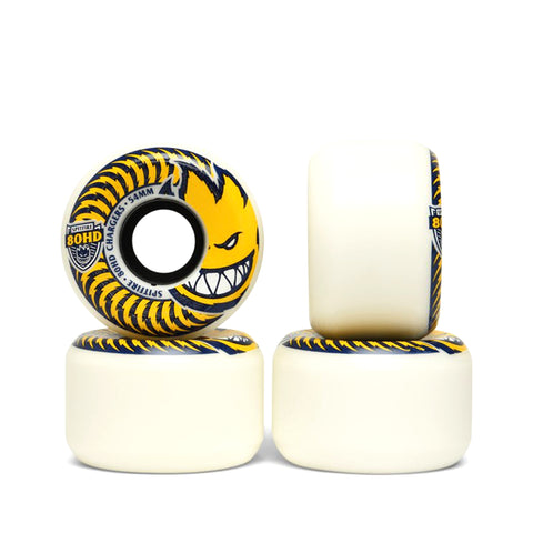 Spitfire 80HD Charger White/Yellow Conical 54mm