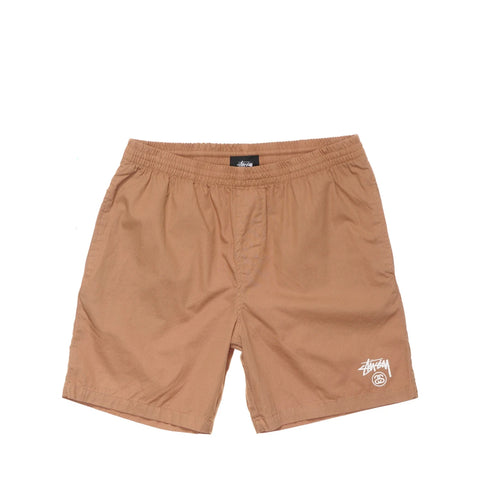 Stussy Basic Stock Beachshort Tannin