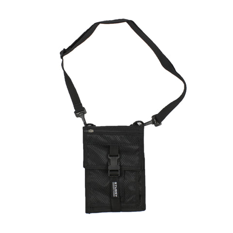 Stussy Design Corp Shoulder Bag Black