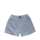 Stussy Cord Big Beachshort Dusty Blue