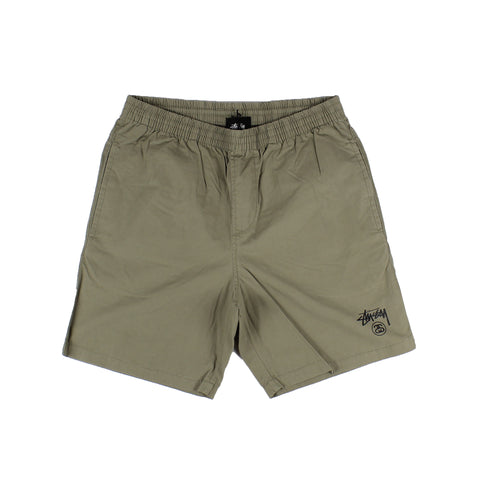 Stussy Basic Stock Beachshort Mushroom Sale