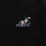 Smile + Wave Swan River Daisy T-Shirt Black