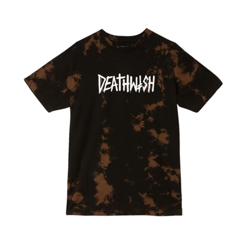 Deathwish Death Tag Tee Coffee