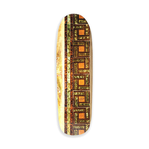 Passport Tile Life Series Spade Deck 8.875