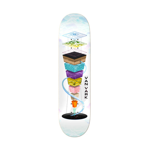 Real Tanner Topography Deck 8.25