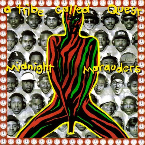 A Tribe Called Quest Midnight Marauders - Vinyl