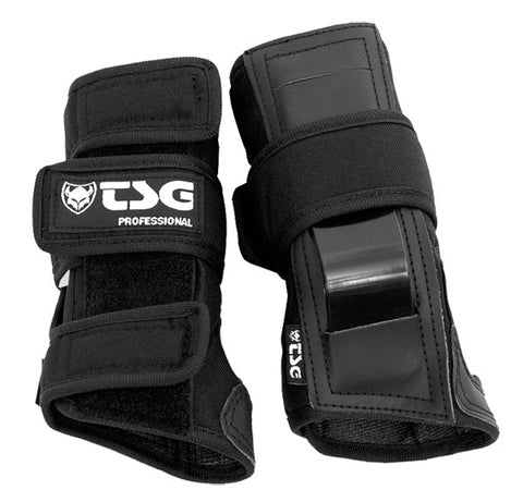 TSG Pro Wrist Guards Black