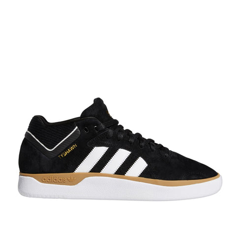 Adidas Tyshawn Black/White/Gum