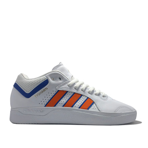 Adidas Tyshawn White/Orange/Blue