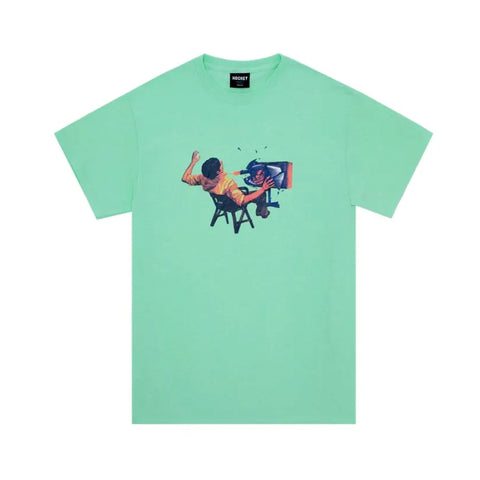 Hockey Ultrviolence Tee Mint