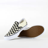 Vans Slip On Pro Black/White Check