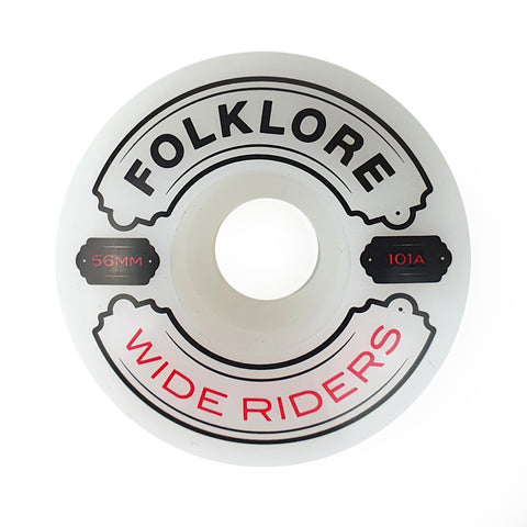 Folklore Wide Rider 52mm Assorted Sizes