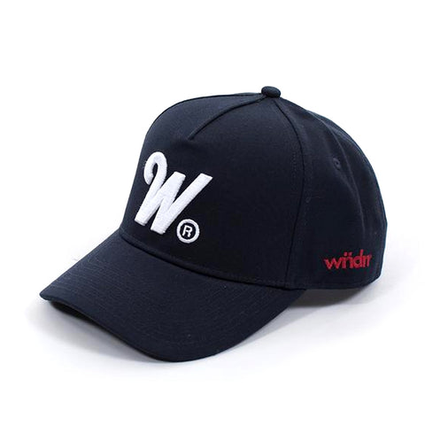 WNDRR Phillips Snapback Navy