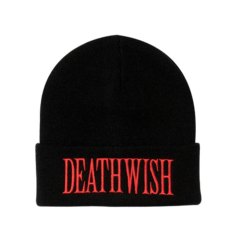 Deathwish World Is your Beanie