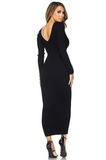 Beatriz Long Midi Dress