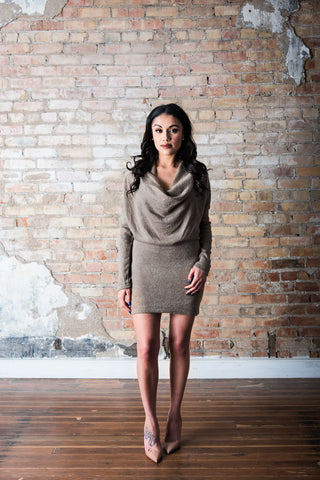 """Sweater Weather"" Dress"