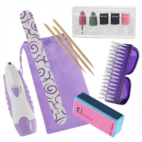 14 Piece Manicure Set - shophomegardens.com