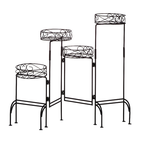 4-tier Plant Stand Screen - shophomegardens.com