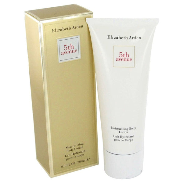 5th Avenue By Elizabeth Arden Body Lotion 6.8 Oz - shophomegardens.com