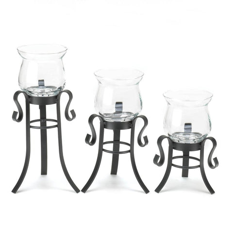 Allure Candle Stand Trio - shophomegardens.com