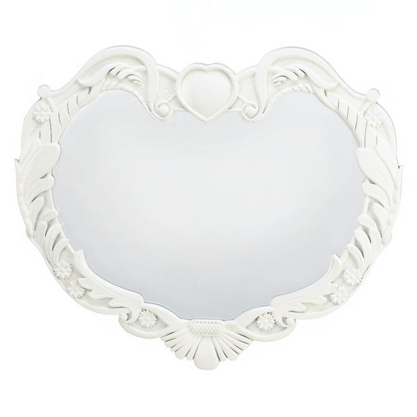 Angel Heart Wall Mirror - shophomegardens.com