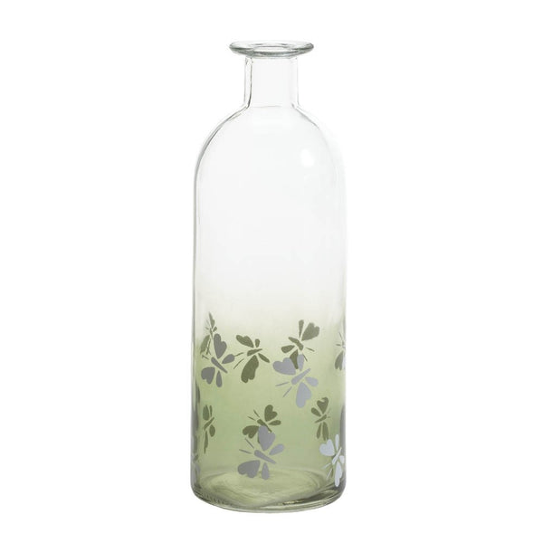 Apothecary Style Glass Bottle - Medium - shophomegardens.com