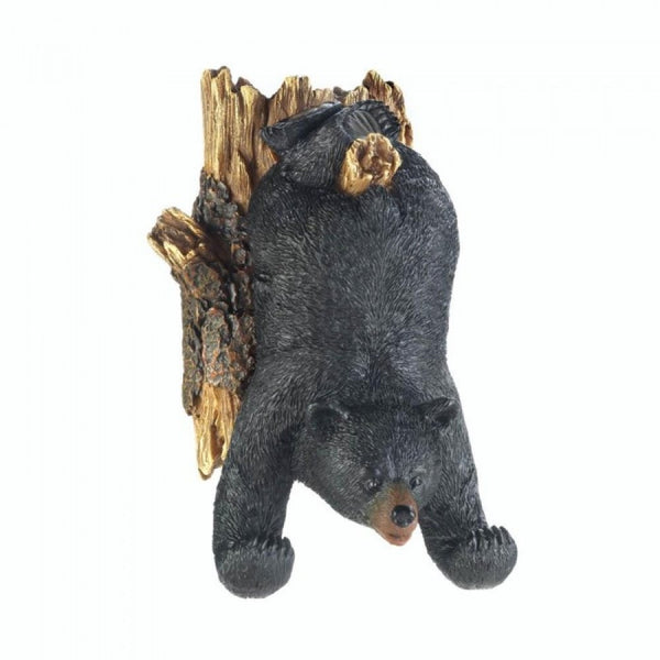 Bear Upside Down Hook - shophomegardens.com